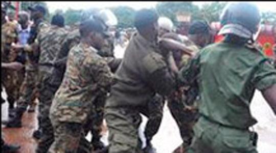 Gine'de ölü sayısı artıyor