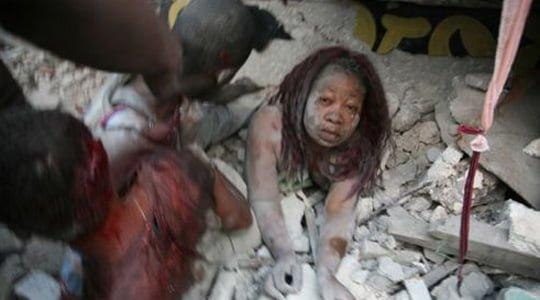 Haiti'de 7,0'lık deprem sarstı