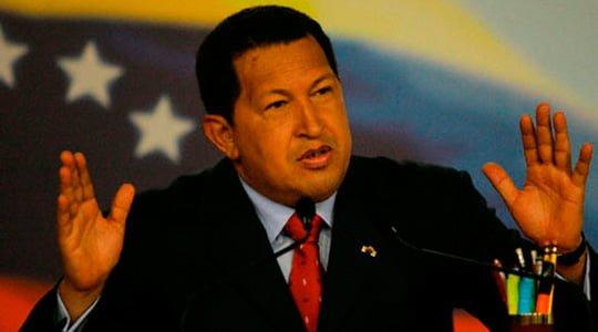 Chavez Elektrik Bakanı'nı görevden aldı