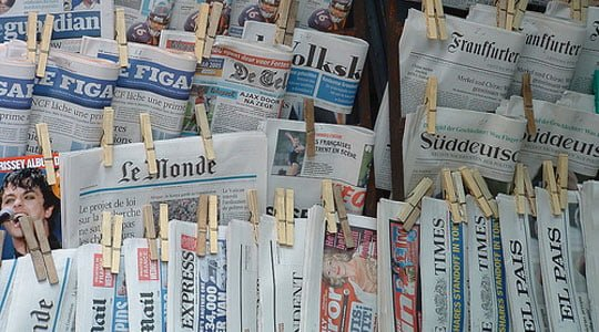 Dünyada Neler Oluyor; Basın Özeti