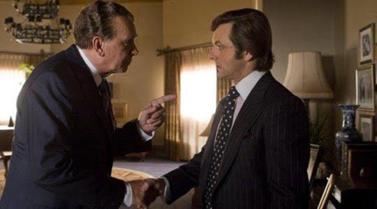 """Mutlaka izlenmesi gereken bir film daha """"Frost/Nixon"""""""