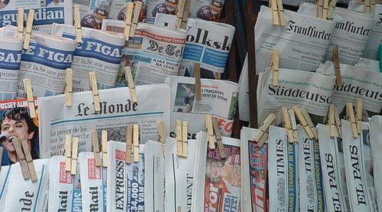 Dünya'da Neler Oluyor; Basın Özeti