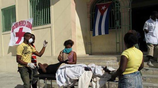 Alman Parlamentosu'ndan Küba'ya övgü