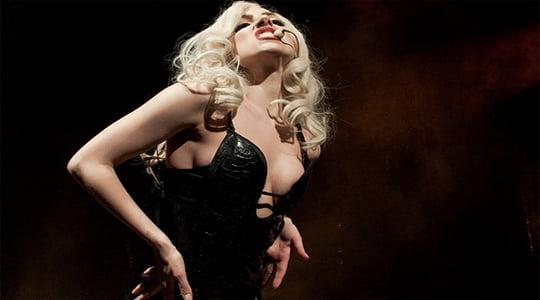 Madonna, Michael Jackson ve Lady Gaga …