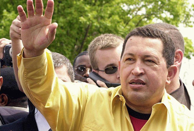 Hugo Chavez: Küba'ya minnet duyuyorum