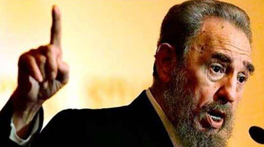 """Fidel Castro, """"İran, İsrail'in tehditlerine boyun eğmeyecek"""""""