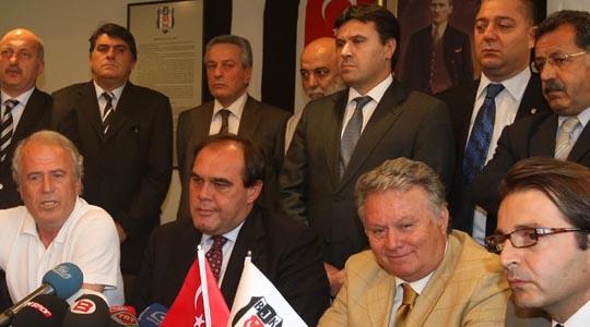 Beşiktaş ve Asıl Sorular, versiyon 2010