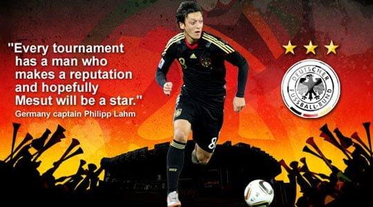 Fifa Mesut Özil 'i Altın Top'a aday gösterdi