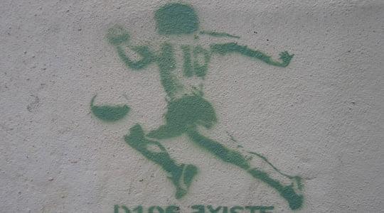 Futbolda çabukluk üzerine  . . .