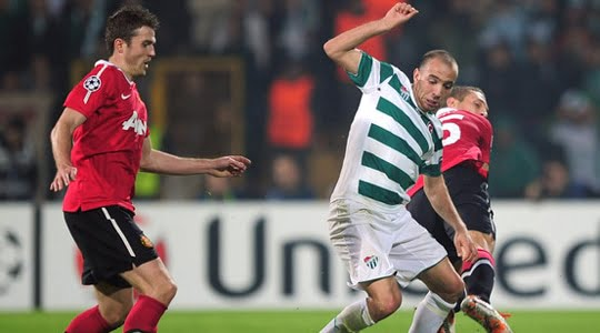 Bursaspor, Manchester, Fenerbahçe ve Gerçekle Yüzleşmek . . .