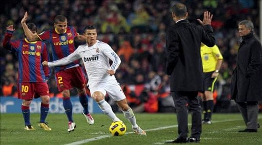 Barcelona Clasico, Messi ve Onlar !