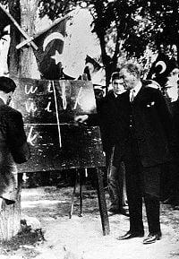 Atatürk ve Eserleri