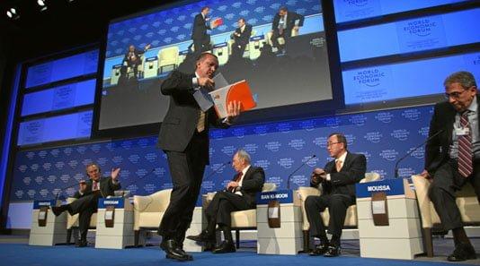 Başbakan Erdoğan Davos'a son noktayı koydu…