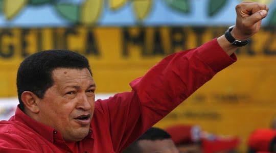 Chavez'in satırları – Hugo Chavez Frias