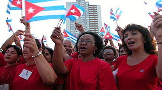 Küba Devrimin 50.yılını kutluyor