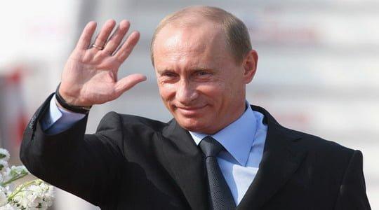 Bir Portre, Vladimir Putin