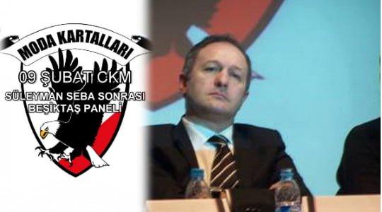 Seba Sonrası Beşiktaş Paneli'nde Tekinoktay'ın konuşması