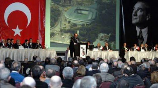 2008 Beşiktaş Mali Kongresi kaybolan görüntüler