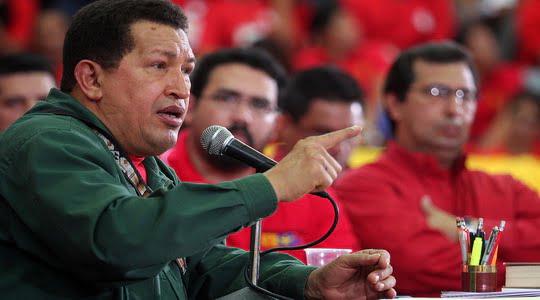 Chavez'den Coca Cola'ya sert ihtar