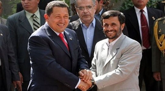 Venezuela - İran: Yenilenen ilişkiler ve anlaşmalar