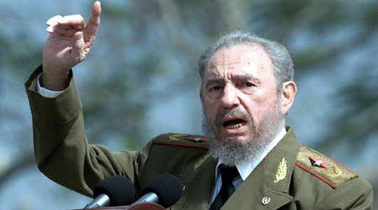 Fidel'den değerlendirmeler: Zenginin son ötüşü