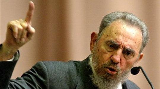 Castro'dan Latin Amerika'ya çağrı