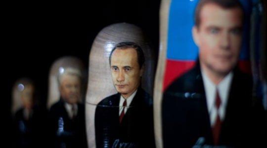 Kriz Rusya'da teğet geçmedi . . .