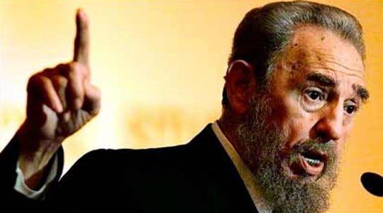Fidel Castro: Doğru görüşlü askerler