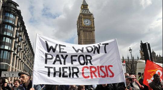 Kriz Liderleri zirveye taşıdı . . .