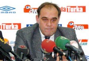 Beşiktaş Yönetim Kurulu Başkanı Yıldırım Demirören