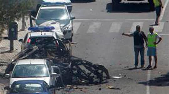 İspanya'da ETA Saldırıları