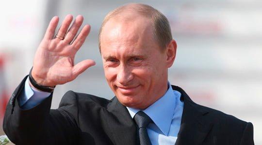 Rusya Başbakanı Vladimir Putin Ankara'da