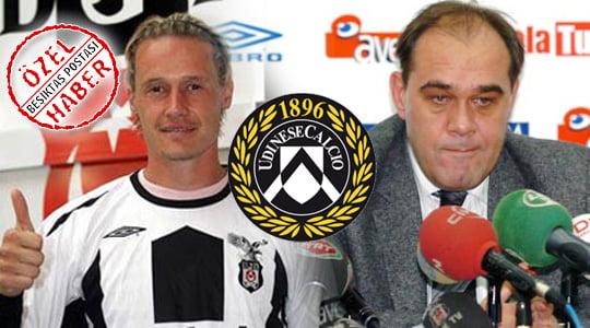 Zapotocny, Udinese, Yıldırım Demirören