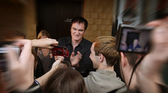 Bir Portre Quentin Tarantino