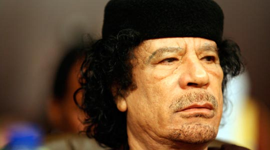 Photo of Exclusive Interview: Muammar Gaddafi on Obama