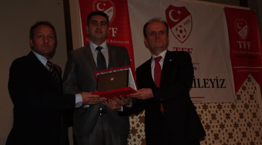 Photo of Radyospor awarded with best services for amateur sports