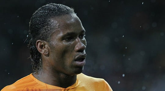 Photo of Drogba: I'm afraid of nothing