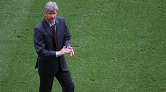 Photo of Arsenal Coach Arsene Wenger; International football here to stay