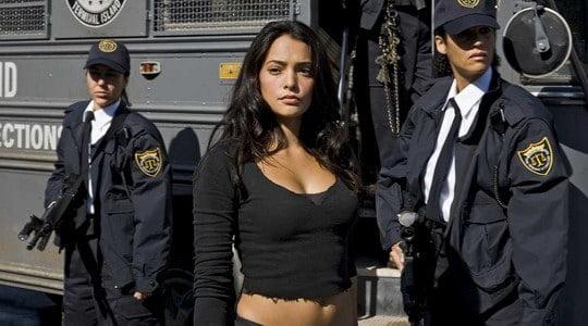 Cuba asıllı Natalie Martinez.