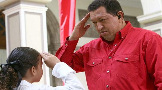 Photo of Chavez'den İsrail Büyükelçisi'ne şok !