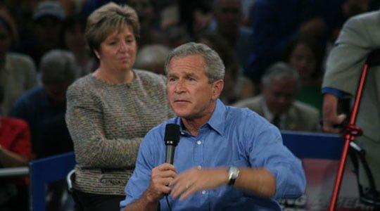 Photo of George W. Bush, Bushizm ve unutulmayanlar !