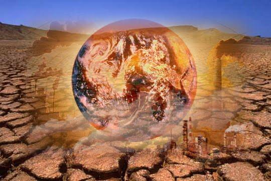 Photo of Küresel Isınma Nedenleri