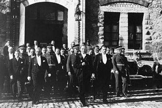 Atatürk TBMM Cumhurbaşkanlığı