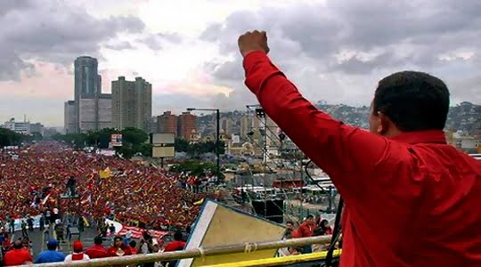 Photo of Referandum Chavez'in zaferi ile sonuçlandı