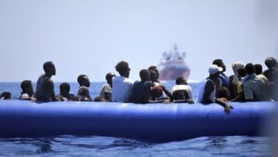 Photo of Göçmenlerin kaderi Akdeniz'de . . .