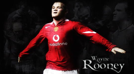 Photo of Wayne Rooney yılın futbolcusu