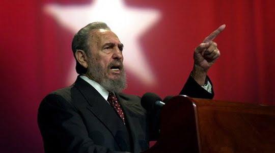 Photo of Fidel Castro : Etkileyici jestler