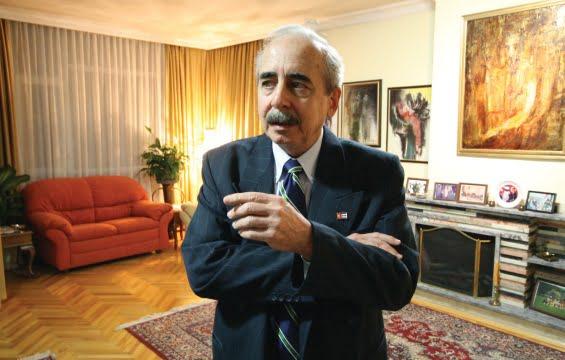 """Photo of Küba'nın Ankara Büyükelçisi Ernesto Gomez Abascal:""""Türkiye'de bir Che büstü olmasını isterdim"""""""