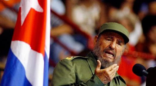 Photo of Fidel Castro'dan Chavez'e övgü dolu sözler