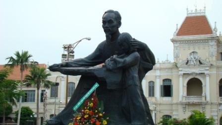 Photo of Ölümünün 40. yıl dönümünde emperyalizme karşı mücadelenin bir sembolü: Ho Chi Minh